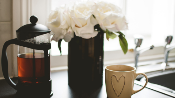5 ways to practice self-cafe in the kitchen