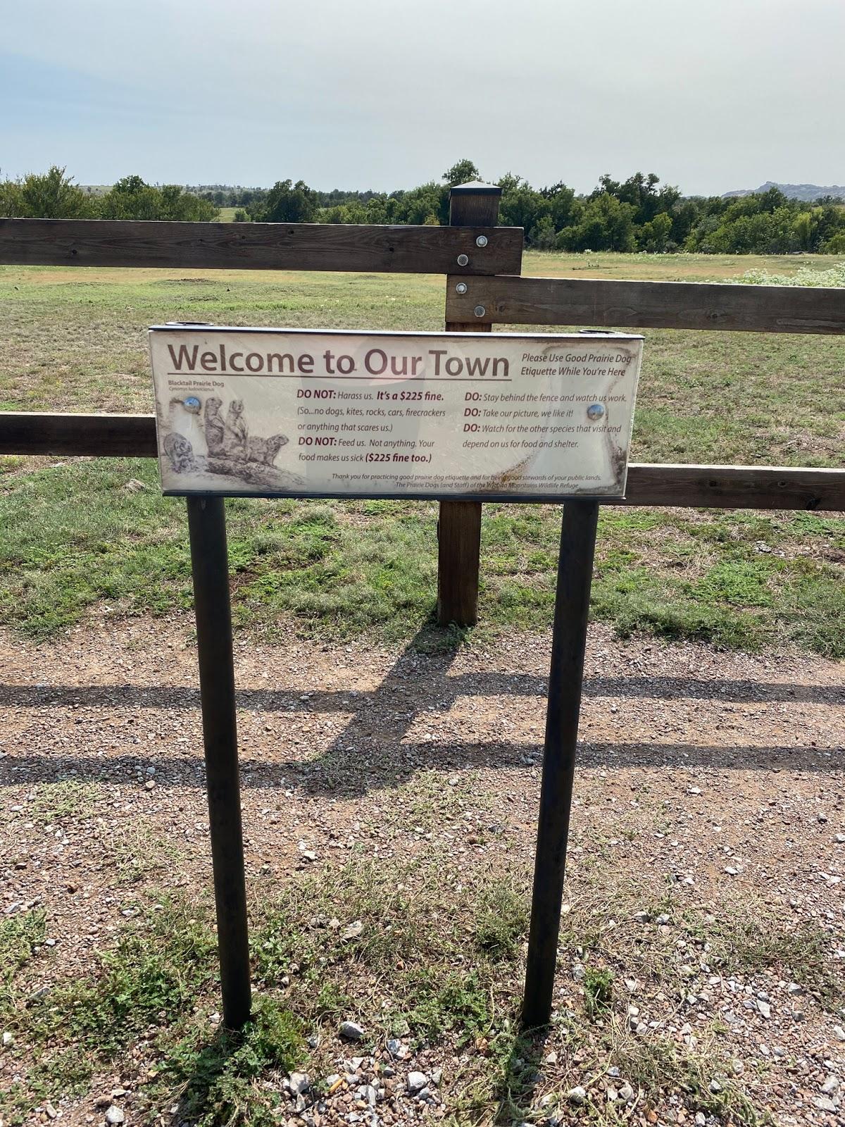 Visiting the Wichita Mountains Wildlife Refuge