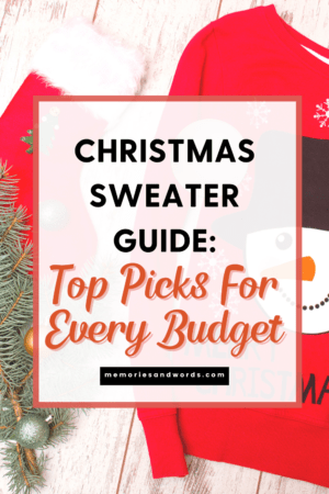 Ugly Christmas Sweater Pinterest Pin